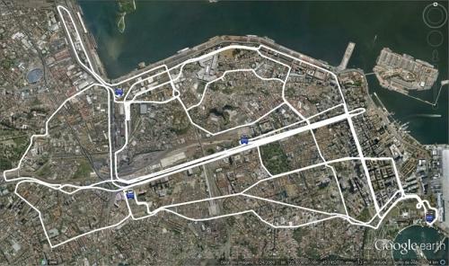 Linhas Circulares: Sistema com prioridade de tráfego aos coletivos (bem próximo das linhas propostas para o VLT.